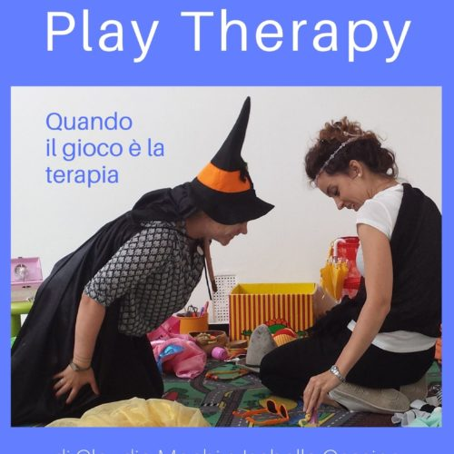 sessione di play therapy